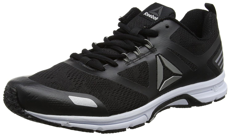 Noir (noir blanc Pewter) Reebok Ahary Runner, Chaussures de Running Homme 44 EU