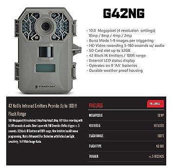 STEALTH CAM STC-G42NG V2 CAMERA WINDOWS 10 DOWNLOAD DRIVER