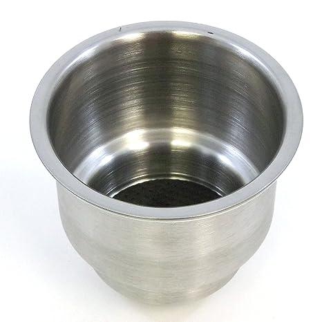 Amazon.com: soportes para copas de acero inoxidable: Automotive