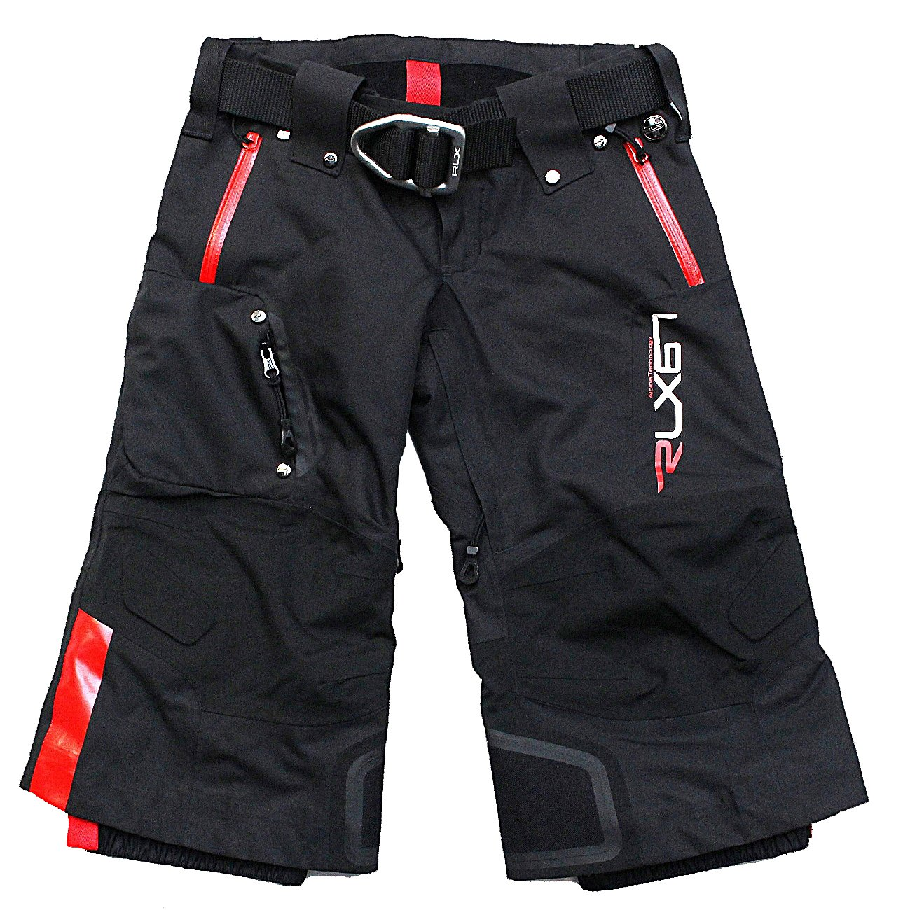 Ralph Lauren RLX Boys Black Ski and Snow Pants (Size 2/2T)