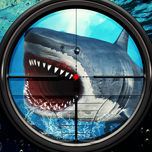 (Underwater Shark Hunting Games for Free 2018)