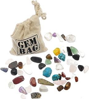 Mini Mixed Treasure Bag Of Gemstones