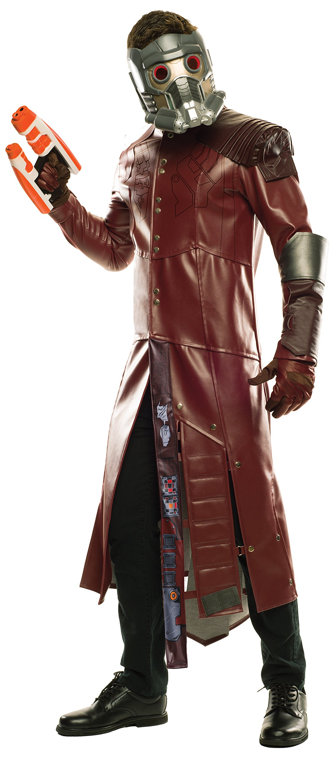 Rubie's Men's Guardians of The Galaxy Volume 2 Star-Lord Costume, Grand-Heritage, X-Large