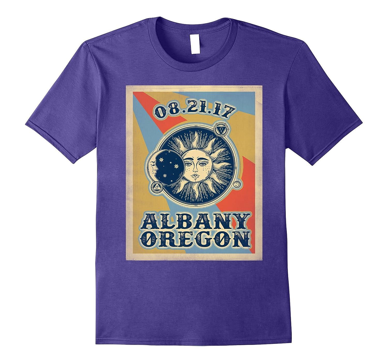 albany Oregon Solar Eclipse 2017 Shirt