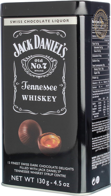 Goldkenn Jack Daniels Liqueur Delights Tin 130 G Amazon Co Uk Grocery