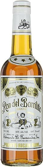 Barrilito Rum superior especial (1 x 0,7 l)