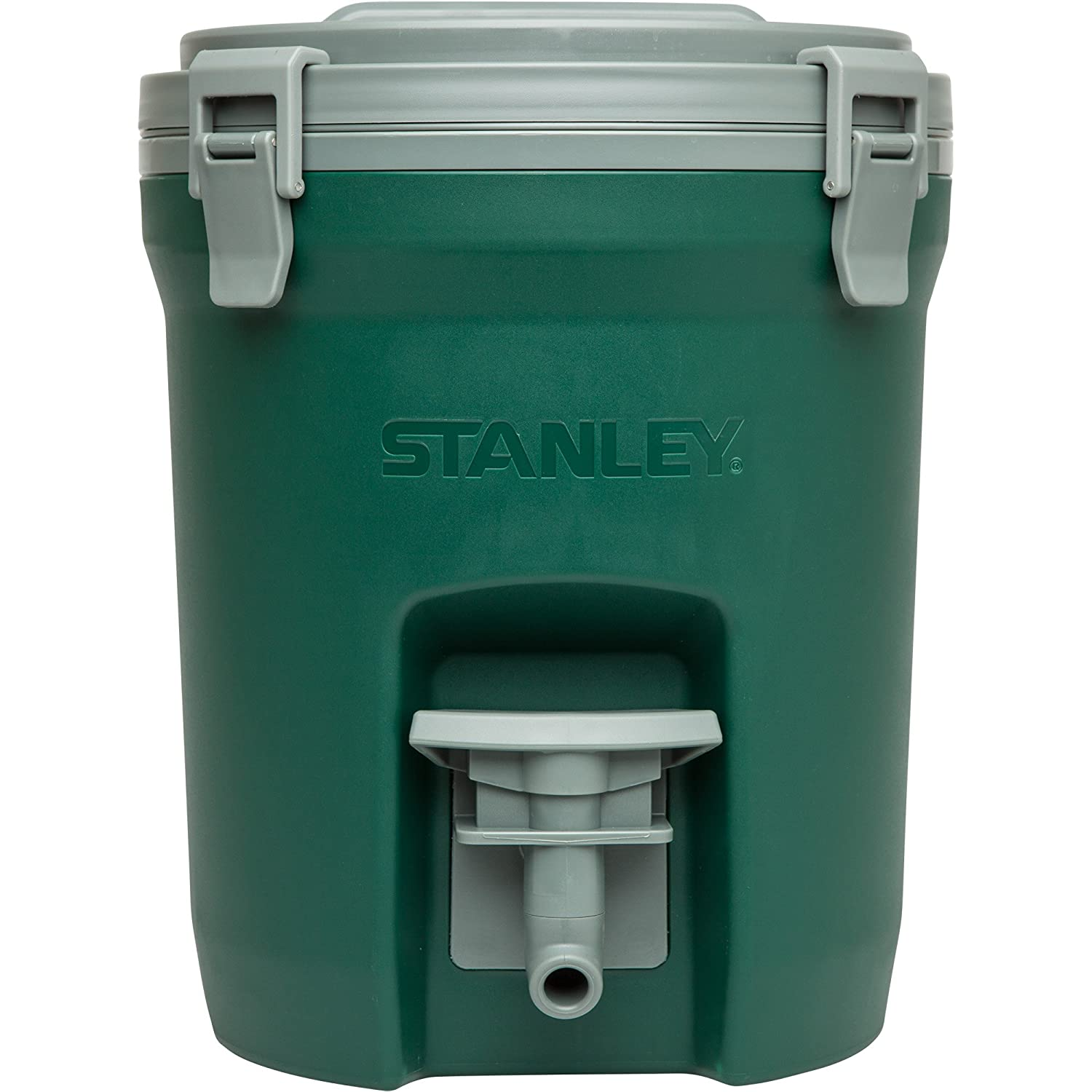 Stanley Insulated Rugged Water Jug 1 Gallon and 2 Gallon Green Pacific Market International 10-01938-001