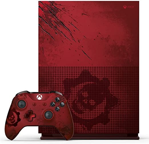 Xbox One S 2 TB Konsole - Gears Of War 4 Limited Edition Bundle [Importación Alemana]: Amazon.es: Videojuegos