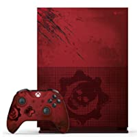 Pack Console Xbox One S 2To + Gears Of War 4 - édition limitée
