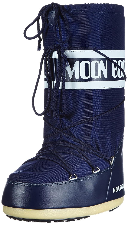 Moon Boot Nylon Botas de Nieve Unisex Niños
