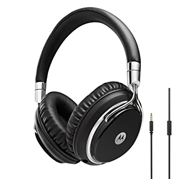 Motorola over the ear headphones pulse m rosegold