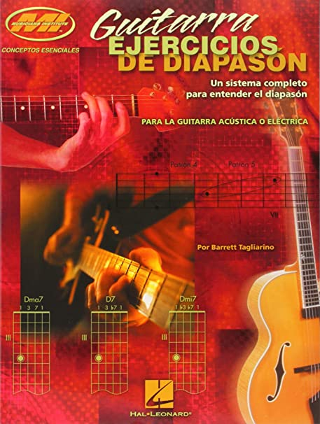 Guitarra Ejercicios de Diapason (Guitar Fretboard)