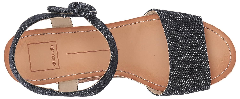 71031e07cd7f Amazon.com  Dolce Vita Women s Datiah Wedge Sandal  Shoes
