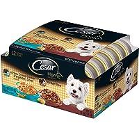 Cesar Classic Wet Dog Food Variety Packs
