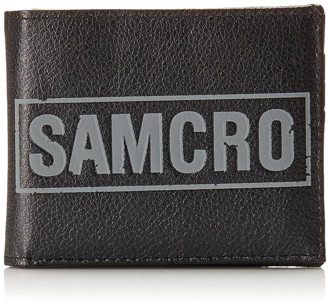 Amazon.com: Sons of Anarchy Samcro de la Hombres portafolios ...