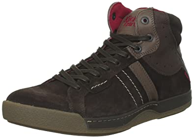 Chaussures Homme 42 Montantes Marron Khanai Kickers Eu Amazon qRw5Stnx