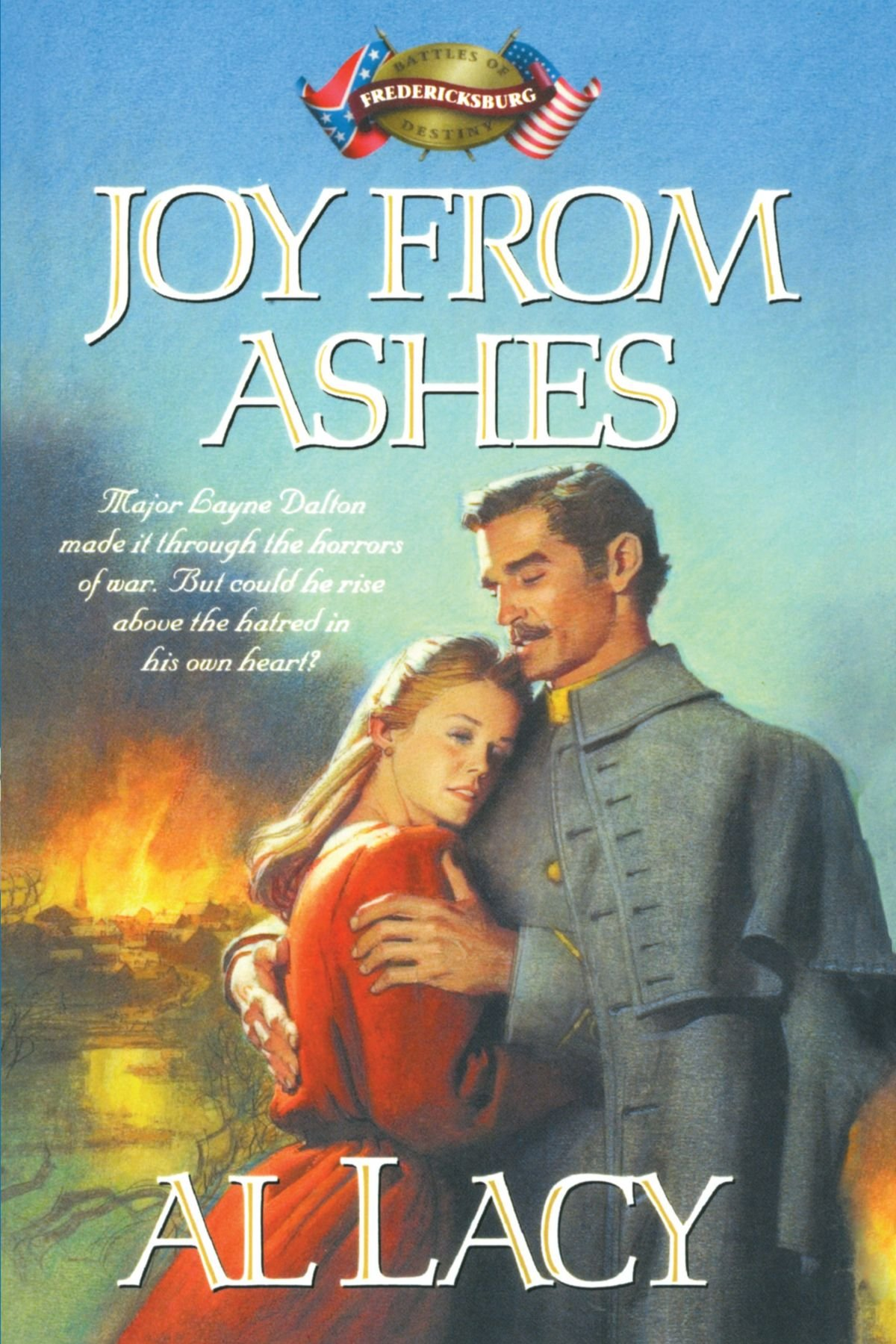 Download Joy from Ashes: Battle of Fredericksburg (Battles of Destiny #5) pdf epub