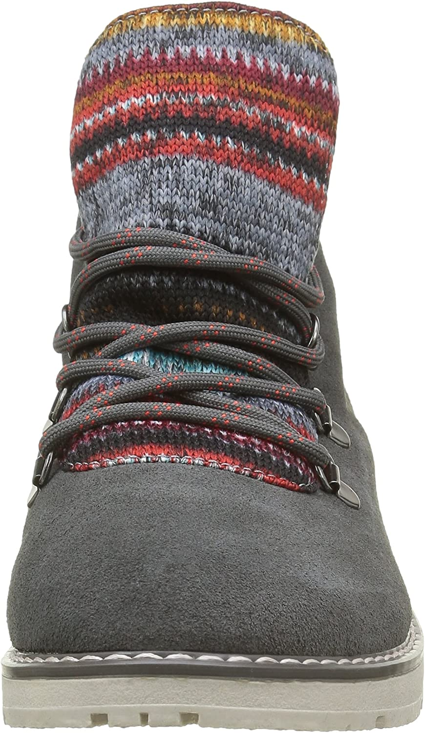 Skechers BOBS Womens Bobs Alpine-SMores Ankle Bootie