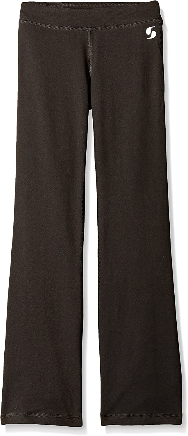 Soffe Girls' Big Boot Pant: Clothing