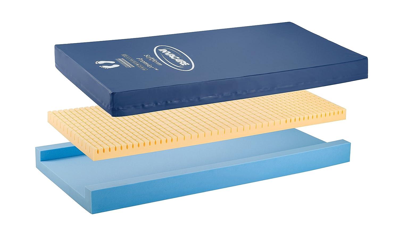 Invacare Softform Premier Mattress, 80 x 36 x 6 in, IPM1080