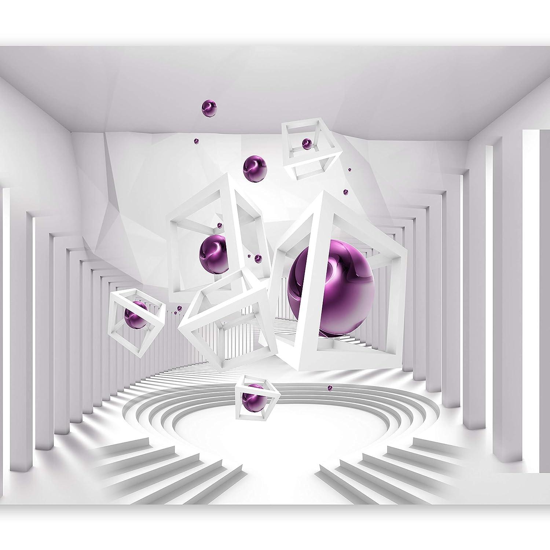 Murando - Fototapete 400x280 cm - Vlies Tapete - Moderne Wanddeko - Design Tapete - Wandtapete - Wand Dekoration - Abstrakt 3D a-A-0173-a-c