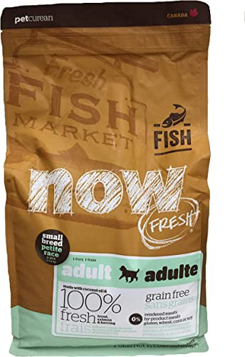 Now Fresh Small Breed Adult Fish Protein Dry Dog Food 6lb