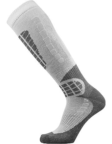 6c31cf6fb Pure Athlete Ski Socks - Best Lightweight Warm Skiing Socks