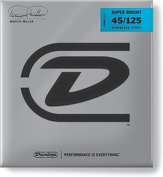 Dunlop DBMMS45125 Marcus Miller Super Bright Bass Strings