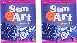 product image for TEDCO Constructive Playthings Sun Art Paper Kit (2 PK (8x10))