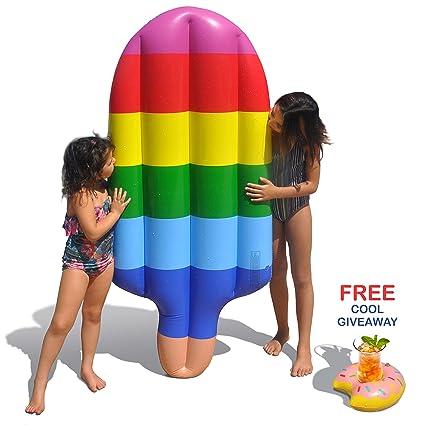 Amazon.com: Tomi Pool Float – Flotador hinchable – perfecto ...