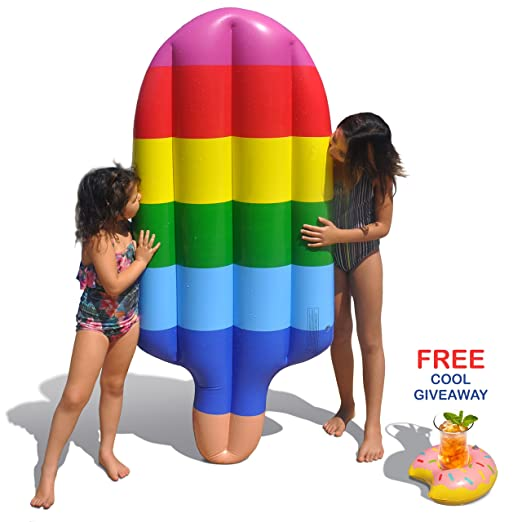Amazon.com: Tomi Pool Float – Flotador hinchable – perfecto ...