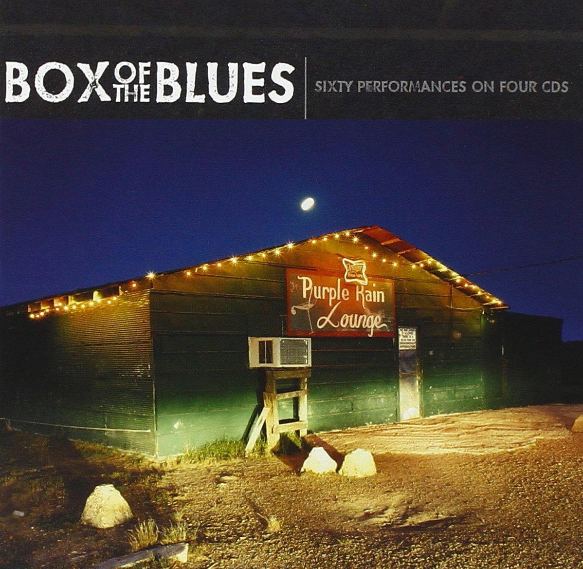 Box Of The Blues [4 CD Box Set]