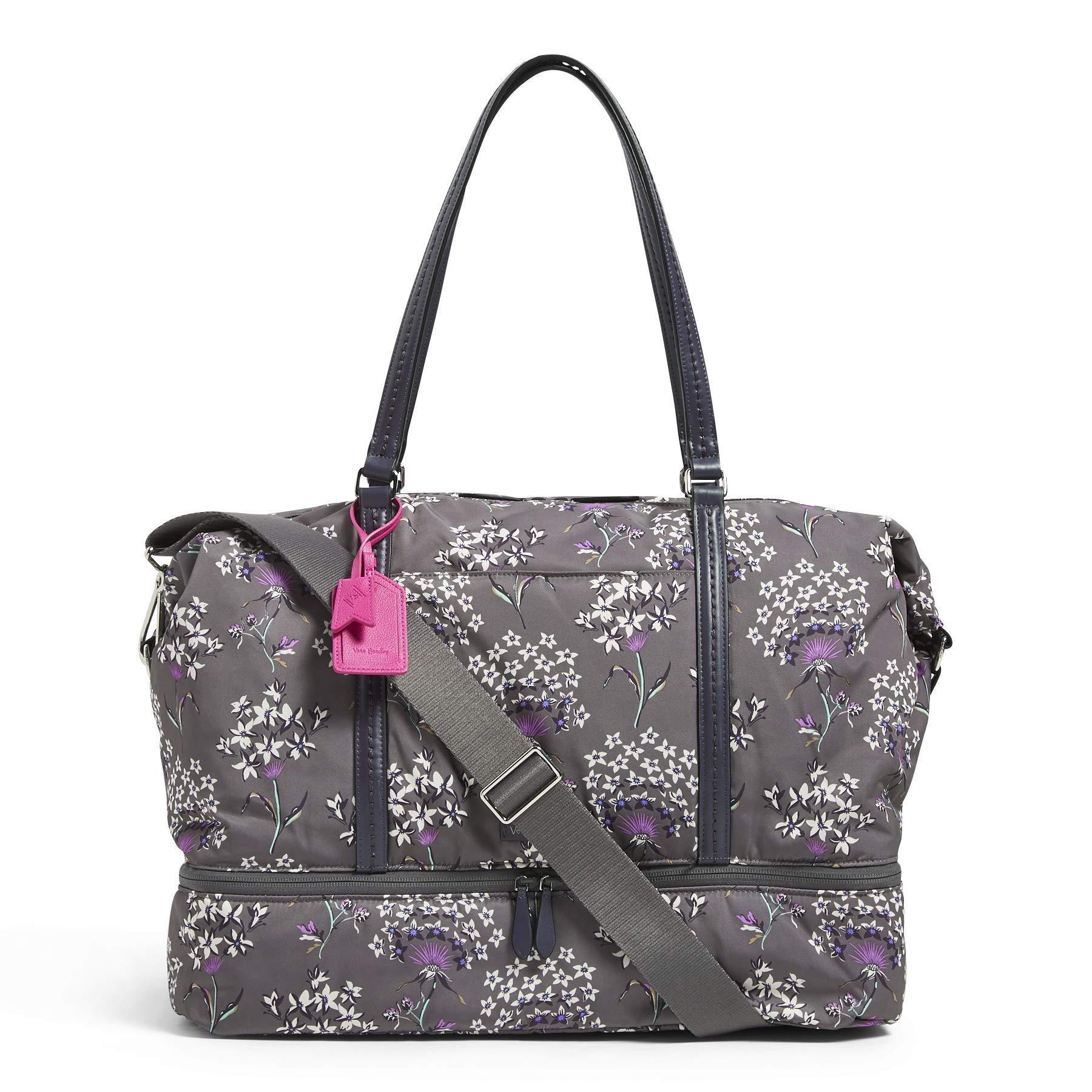 Vera Bradley Midtown Travel Bag, Dandelion Wishes