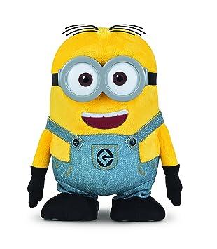 MTW Toys 20269 – Acción Figura de Peluche de Minion Dave, Aprox.