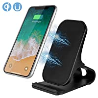 OfficeLead Cellphone Fast Wireless Charger Stand Deals
