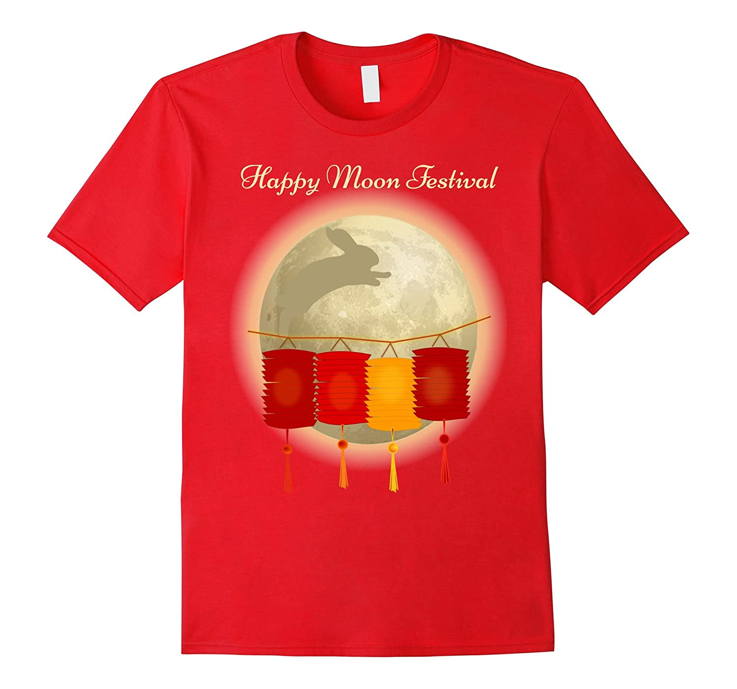 3d1af44e Chinese Moon Festival Shirt - Happy Moon Festival T-Shirt-FL -  Sunflowershirt