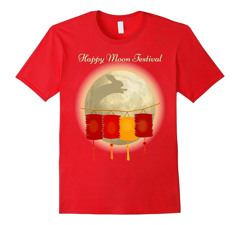 Chinese Moon Festival Shirt - Happy Moon Festival T-Shirt-FL