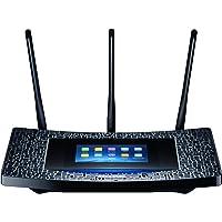 TP-Link AC1900 Desktop Wi-Fi Range Extender w/Touchscreen Interface (RE590T)