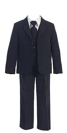 Amazon.com: Bebés 5 piezas negro o color azul marino y ...