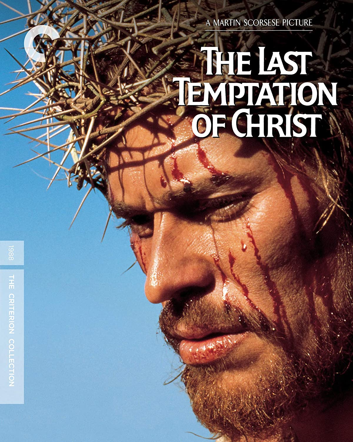 The Last Temptation of Christ - Cover