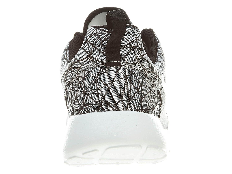 fdlba Nike Roshe Run GPX PRM White Black Mens Trainers Size 8.5 UK
