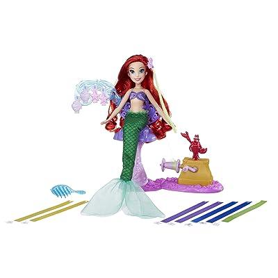 Disney Princess Ariel's Royal Ribbon Salon: Toys & Games