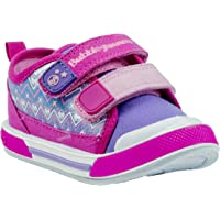 Bubble Gummers Irlanda Lila - Fiusha Zapatos de Primeros Pasos para Bebé-Niñas