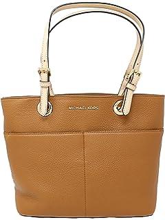 70537dc0a8dd05 Amazon.com: Michael Kors Maddie Ladies Medium Crossgrain Leather ...