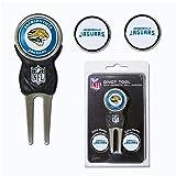 Team Golf NFL Jacksonville Jaguars Divot Tool with