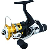 SHIMANO Sahara Rear Drag Spinning Fishing Reel, Model 2018