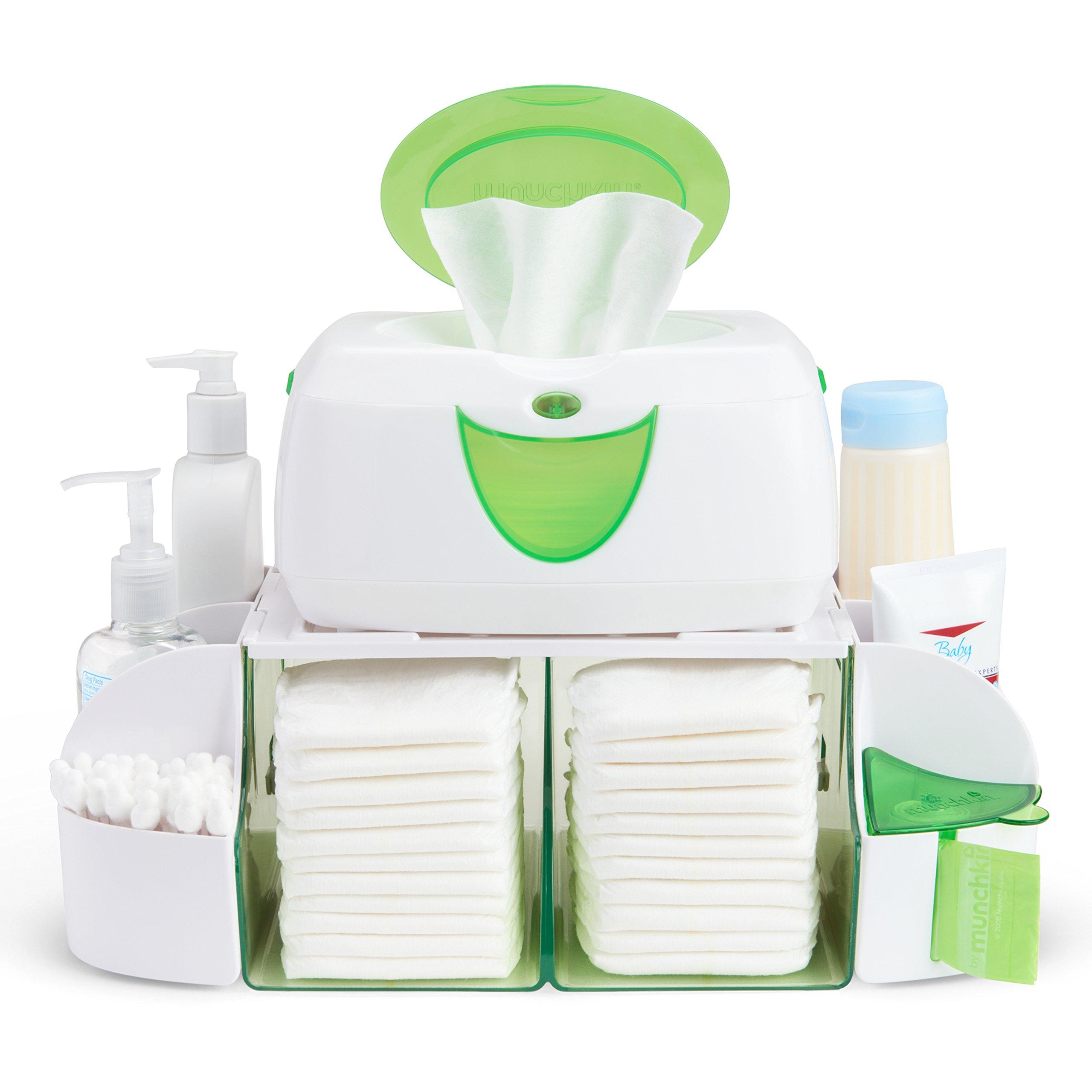 Munchkin Diaper Duty Organizer,Green by Munchkin