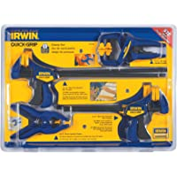 IRWIN 8-Pack 12-in Quick-Grip Clamp