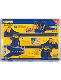 irwin quick grip band clamp instructions