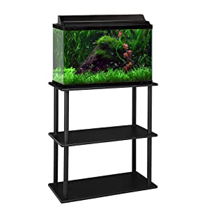 Stand with shelf for 20 gal standard